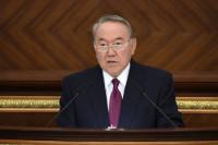 Назарбаев поручил провести перезагрузку правящей партии в Казахстане