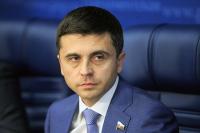 В Госдуме отреагировали на призыв постпреда Зеленского ввести санкции из-за Крымского моста