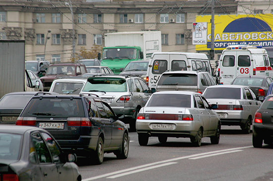 В России упростили получение номерных знаков для автомобилей