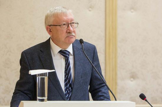 В Совфеде поддержали призыв грузинского депутата начать прямой диалог с Россией