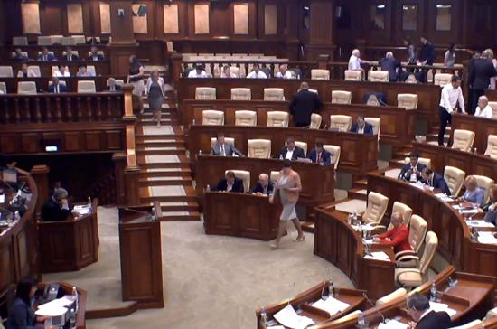 Парламент Молдавии определился с кандидатурой генпрокурора республики