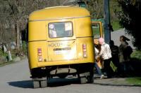Минпромторг продолжит обновлять парк школьных автобусов в российских регионах