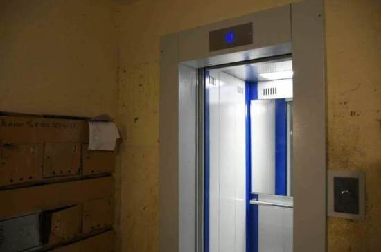 В тульских домах заменили более 230 лифтов