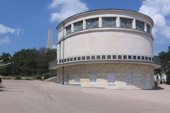 Первый этап реконструкции мемориального комплекса на Сапун-горе завершат в апреле 2020 года
