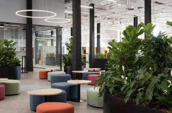 «Ингосстрах» открыл флагманский офис в Москве