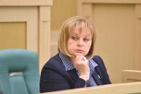 Памфилова назвала безответными призывы выходить на несанкционированные митинги