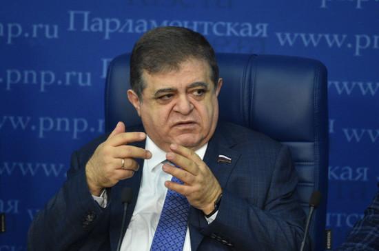 Джабаров оценил идею создания в Верховной Раде комитета по Донбассу