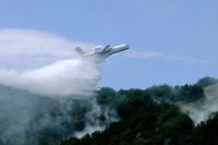 Военная авиация потушила свыше 100 тысяч гектаров тайги в Сибири