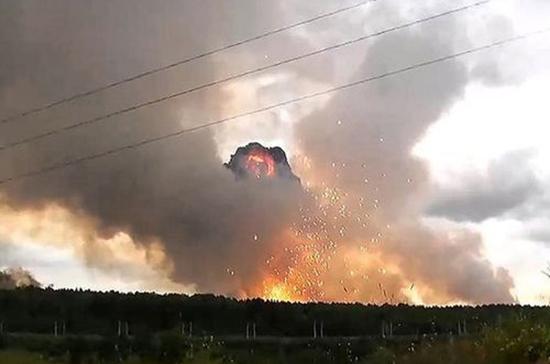 Число пострадавших при взрывах под Ачинском увеличилось до 13