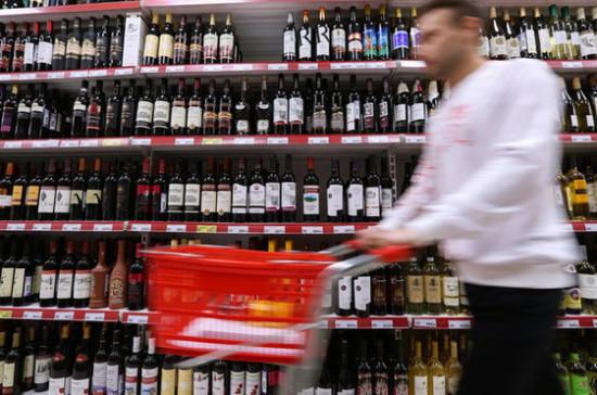 Елыкомов: повышать возраст продажи крепкого алкоголя до 21 года — расписываться в собственной несостоятельности