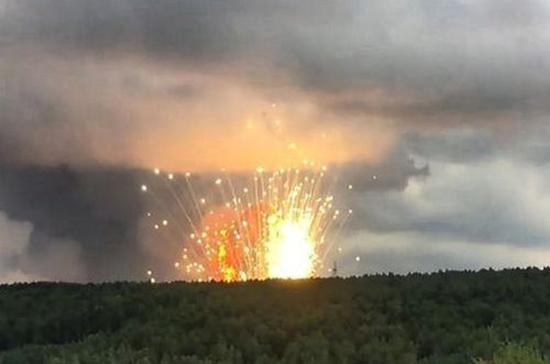 Режим ЧС в Ачинске после взрывов боеприпасов отменён
