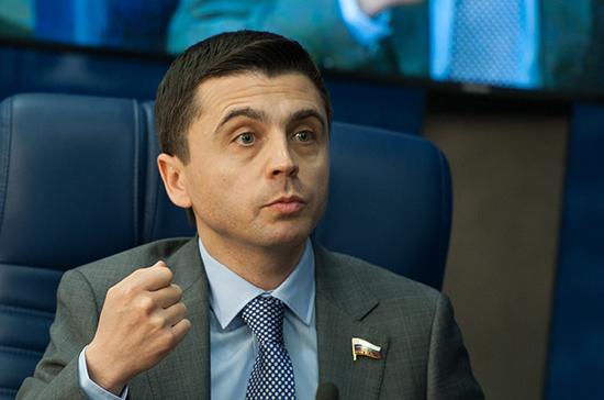 В Госдуме ответили на заявление главы НАТО о возвращении Крыма