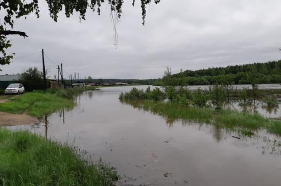 Правительство выделит почти 500 млн рублей на ремонт дорог после наводнения в Иркутской области