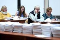 Центризбирком перепроверил подписи за незарегистрированных кандидатов в Мосгордуму