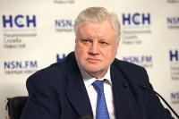 Миронов предложил расследовать попытки зарубежного вмешательства  во внутренние дела России