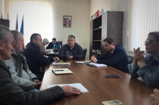 Мэр крымского Белогорска подал в отставку