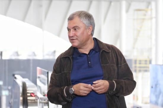 Володин: 20 августа новый аэропорт Саратова начнёт работать в штатном режиме