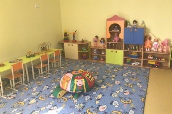Новый детский сад в подмосковном Ашукине откроют в сентябре