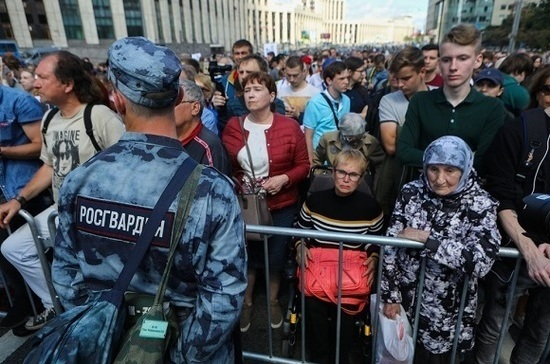 В каждом городе России может появиться свой «Гайд-парк»