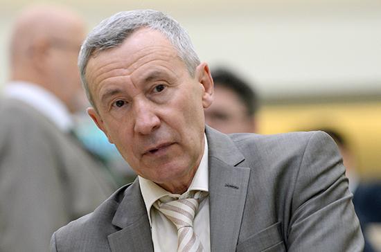 Климов: проект о перечне разрешённых для митингов мест подготовят в сентябре