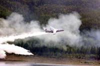Кабмин выделил около 6 млрд рублей на борьбу с пожарами