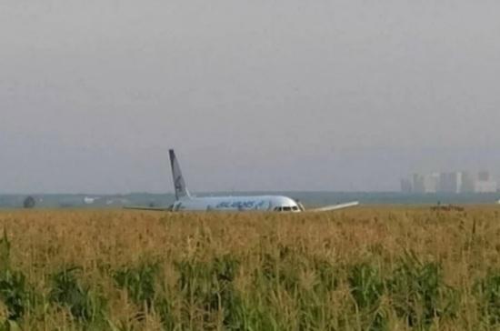 В Минздраве рассказали о состоянии пострадавших после аварийной посадки самолёта в Подмосковье