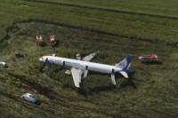 Экипаж аварийно севшего в Подмосковье самолета могут представить к наградам, считает депутат