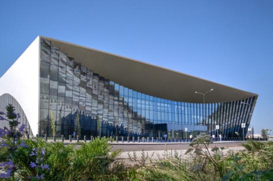 Володин: аэропорт «Гагарин» должен стать узловым