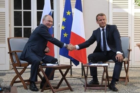 Франция приветствовала решение России ратифицировать Парижское соглашение по климату