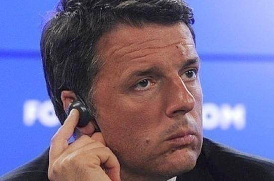 Идея Ренци об «институционном правительстве» в Италии угрожает расколом в Демпартии