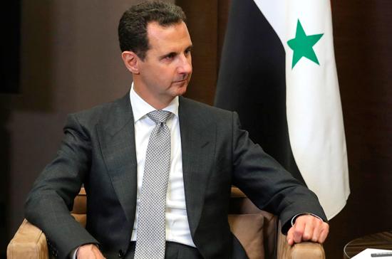 Башар Асад сообщил о позитивных изменениях в Сирии