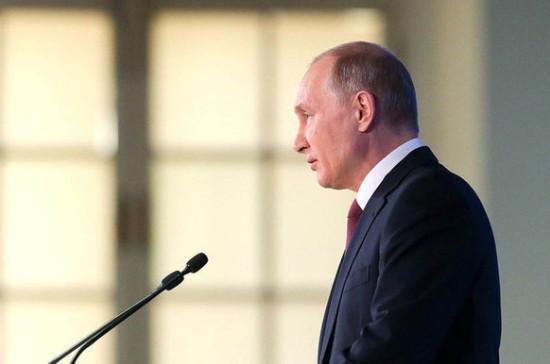 Средства на нацпроект «Здравоохранение» должны дать хороший результат, сообщил Путин