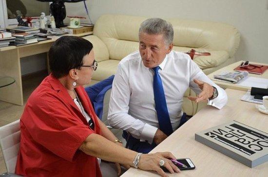 Лукин: Воронежская область успешно перешла на цифровое ТВ