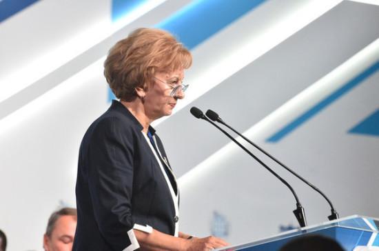 Глава парламента Молдавии встретилась с послом России