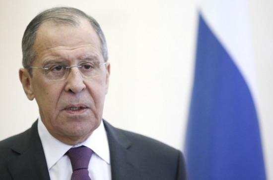 Лавров рассказал о контактах России и Турции по Идлибу