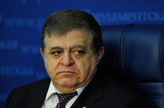 Джабаров: участие в G8 для России не самоцель, есть другие приоритеты