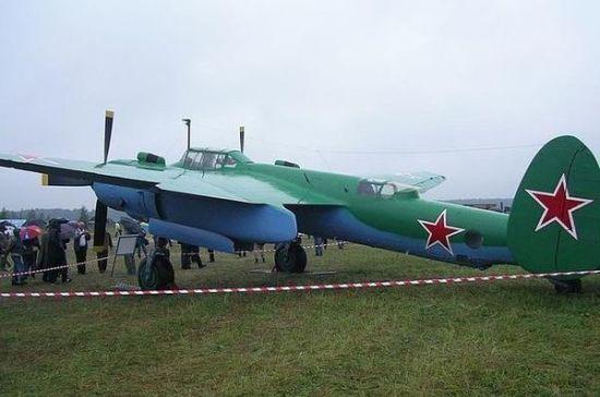 В Новосибирске отреставрируют советский бомбардировщик Ту-2