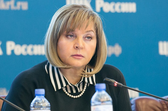 Памфилова сообщила, что обсудила с Собяниным избирательную кампанию в Москве