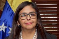 Санкции США помогли усилить сотрудничество Каракаса и Москвы, заявила вице-президент Венесуэлы