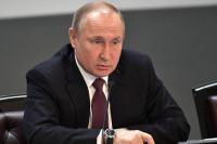 Путин поручил подготовить симметричный ответ на испытания новой ракеты США