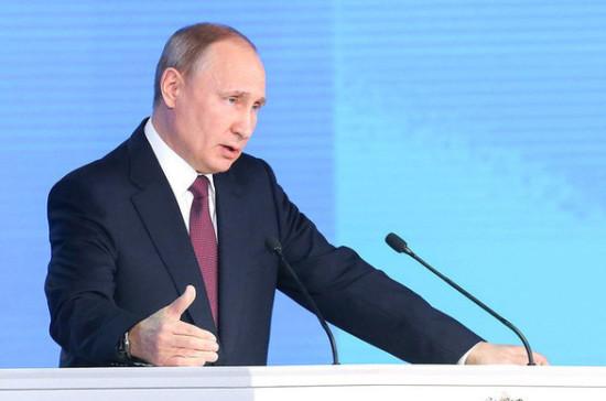 Слабый рост доходов граждан России вызывает опасение — Путин
