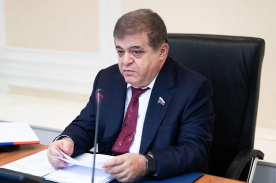 Джабаров ответил на слова депутата Рады о «развале Московии»