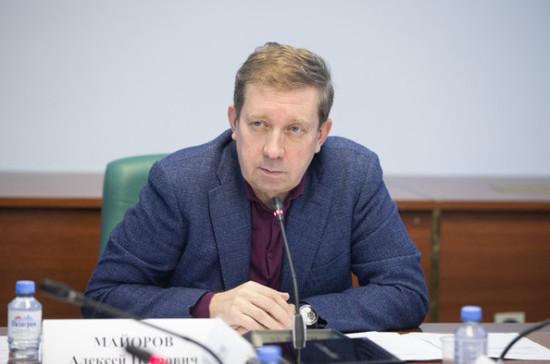 Майоров считает, что для изъятия земли у собственника необходим строгий регламент