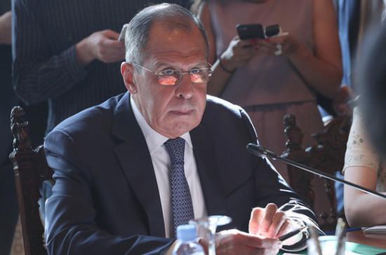 Лавров прокомментировал угрозы Вашингтона в адрес участников предстоящей выставки в Дамаске