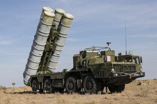 Путин рассказал Эрдогану о втором этапе поставки ЗРК С-400 в Турцию