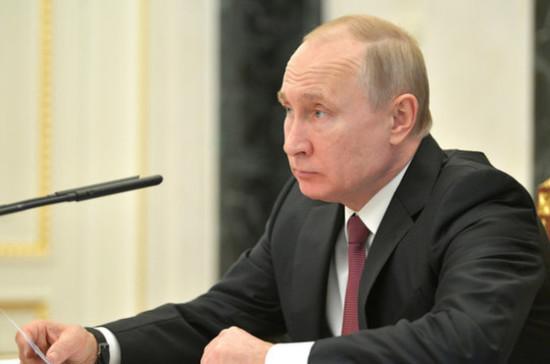Путин: Россия и Турция выступают за территориальную целостность Сирии