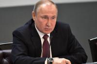 Путин сообщил о готовности организовать полёты турецких лётчиков на Су-30СМ