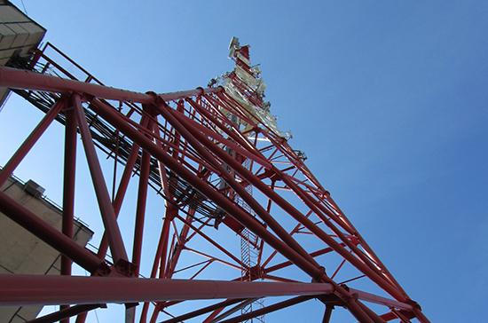Для строительства некоторых мачт сотовой связи не потребуют разрешение