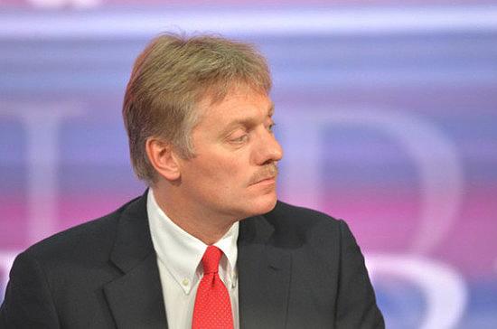 Песков назвал возможную покупку Минском нефти в США суверенным делом Белоруссии