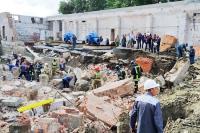 Почему обрушилось здание в Новосибирске